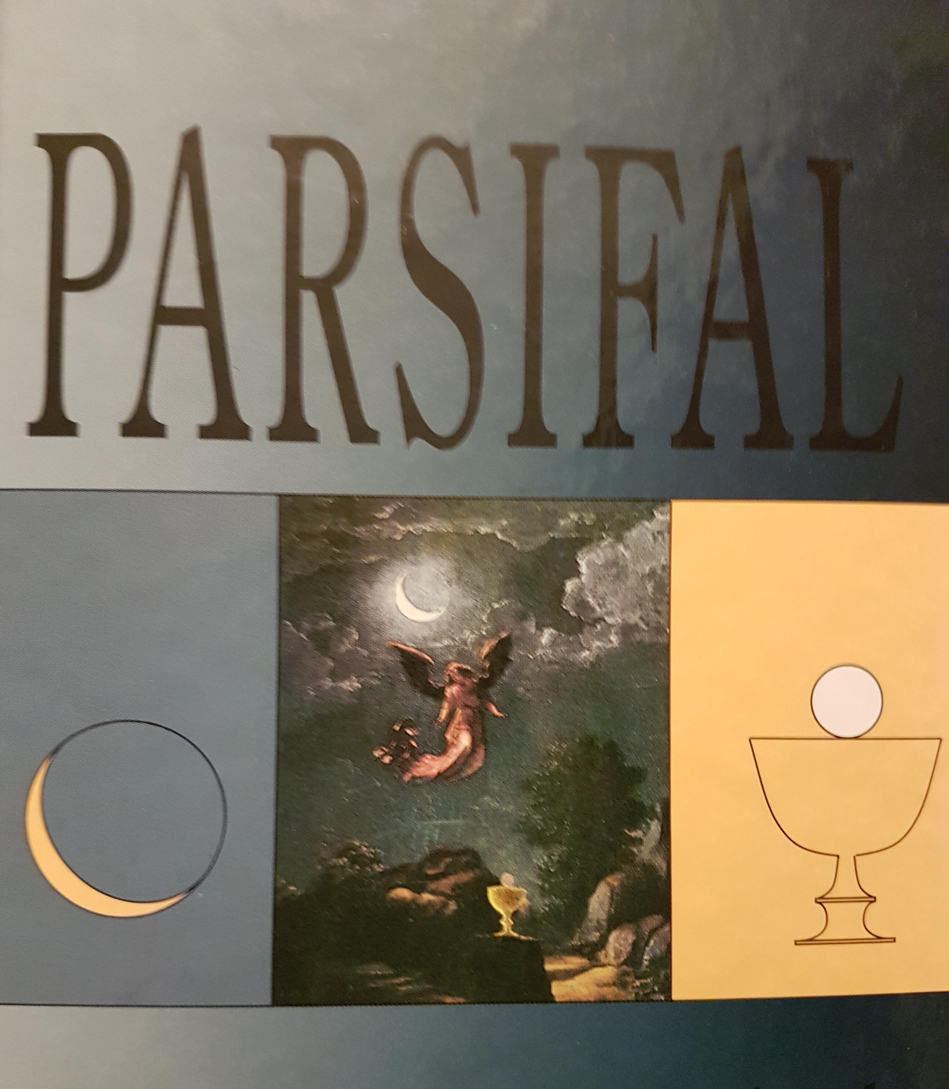 Parsifal - Graalin etsijän tarina