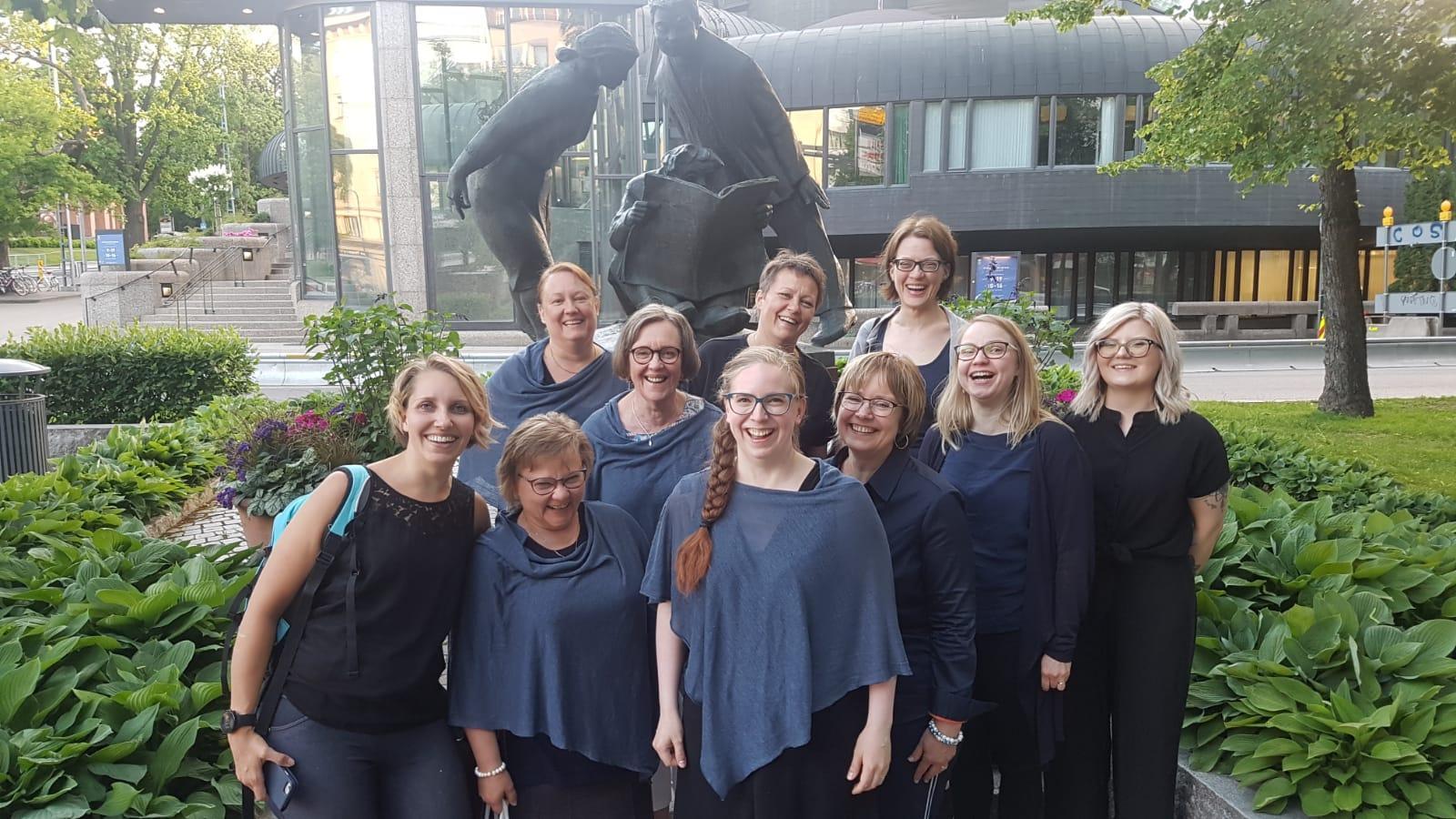 Tapahtuma peruttu: Kiilto Ensemble 5 vuotta