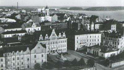 Sukututkimusseuran esitelmäilta:   Hyvästi Viipuri - talvisotaa pakoon 1939 (Raija Kannisto)