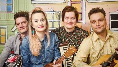 Tanssimania 2019: Juurikadun orkesteri •  Suomen Nuorisoseurat ry / Pispalan Sottiisi
