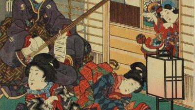 Yleisöluento: Japanilainen musiikki