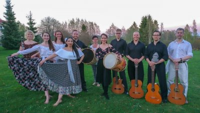 Los Manseros del Norte - argentiinalaisen kansanmusiikin konsertti
