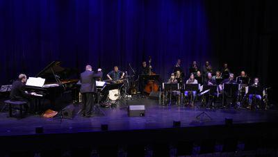 Tampere Big Band Laikunlavalla