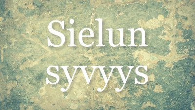 Tapahtuma peruttu: Tampereen Ruusu-Ristin luento: Jarmo Ikola - Sielun Syvyys