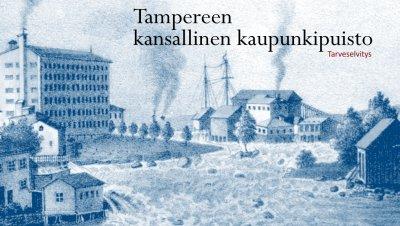 Tampereen kansallinen kaupunkipuisto, valmisteluaineiston asukastilaisuus