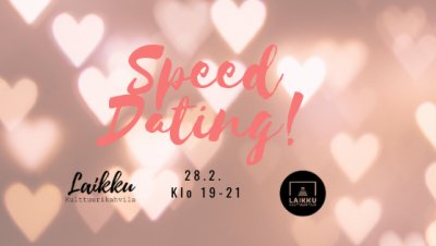 Speeddating -ilta