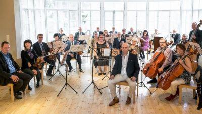 Tampere-seuran orkesterin konsertti