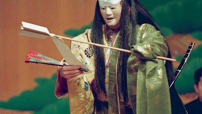 Nō – teatteria maailmojen rajalta