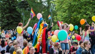 Pirkanmaan Priden puistojuhla