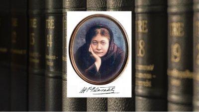 Luentopäivä:  Hannu Vienonen :  H.P. Blavatsky ja hänen teosofiansa