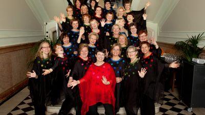 Tampereen Naislaulajat Kevätkonsertti