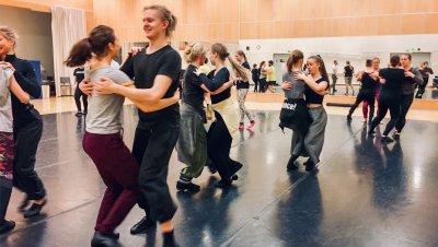 Tanssimania 2019: Tanhujalostamo •  Suomen Nuorisoseurat ry / Pispalan Sottiisi