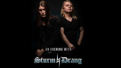 AN EVENING WITH STURM UND DRANG  featuring André Linman & Jeppe Welroos