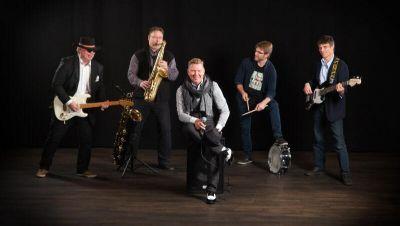 Puistokonsertit: RSB - Roamin' Street Band, Pirske Jazzband, KQ Groove