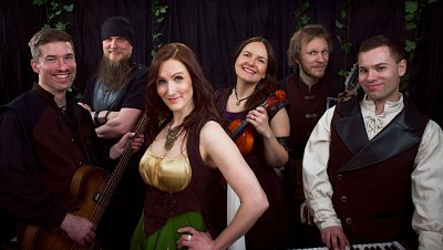 Greenrose Faire - Taianomainen folk rock -ilta