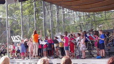 Suomalaisen puhallinmusiikin päivä teemalla Laikunlavan Kevätpuhallus