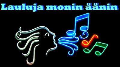 Lauluja monin äänin