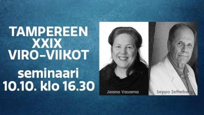 Viro-viikkojen seminaari