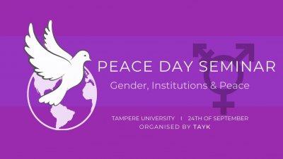 Rauhanpäivän seminaari