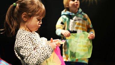 Rullan ETÄPERHEKERHO: Lempeää joogaa lapsen kanssa