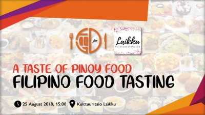 Filippino Food Tasting