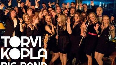 Laikun Vappukonsertti: Torvikopla Big Band