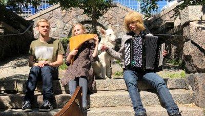 Trio Kaiunsäde goes Tango