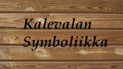Ruusu-Risti ry:n luento: Kalevalan symboliikka