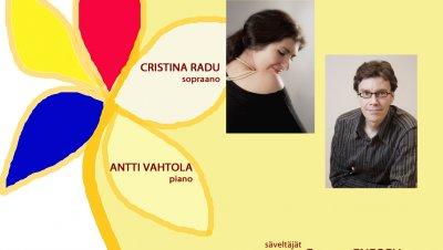 100 vuotta romanialaista musiikkia • Tampereen Suomi-Romania Yhdistys ry