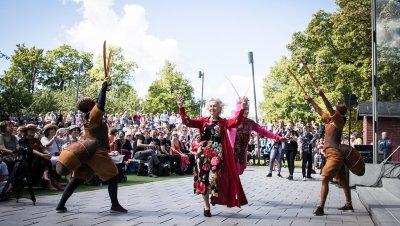Tampereen Teatterikesän avajaiset