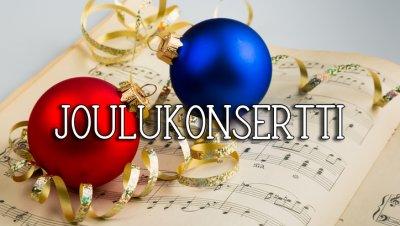 Pianistien ja laulajien joulukonsertti