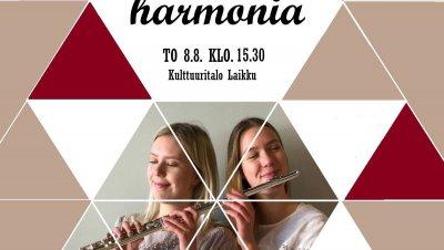 Ajaton harmonia