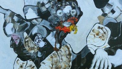 Miiro Vallen näyttely Limbo