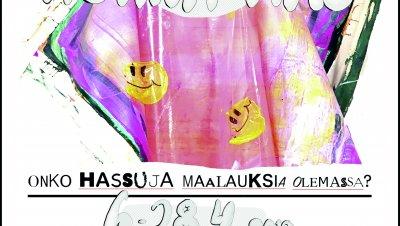 Henna Aho: Onko hassuja maalauksia olemassa?