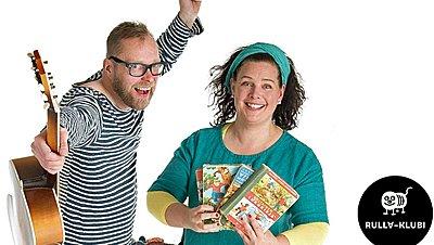 Rulla-klubi: SatuSeikkailu - Veera Degerholm & Valtteri Lipasti