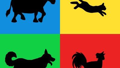 Teatteri Reaktio: Aasi, Koira, Kissa ja Kukko