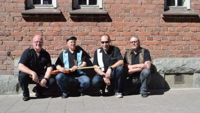 Puistokonsertit: Kingbones, The Backsound, The Mudmakers