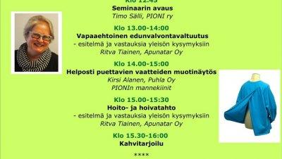 Ukon päivän seminaari