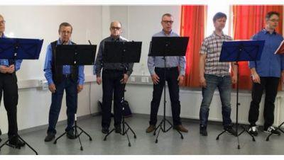 Puistokonsertit: Lauluryhmä Urhot ja Sulasol-yhteislaulut