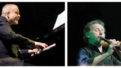 László Sülen ja Mihály Borbélyn Heartquake-albumin julkaisukonsertti