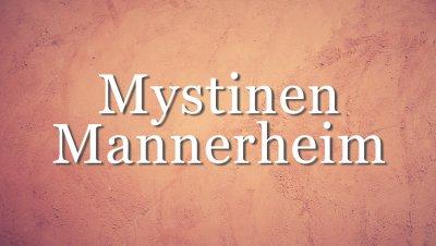 Mystinen Mannerheim -luento • Ruusu-Risti ry