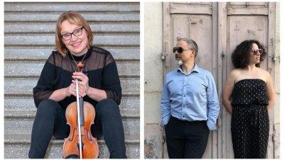 Trio Jyväskylä-Essen: Konsertti Fantasiat