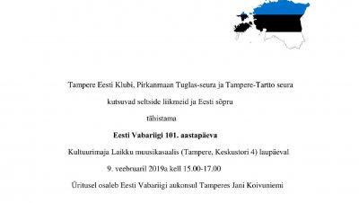 Viro 101-vuotta