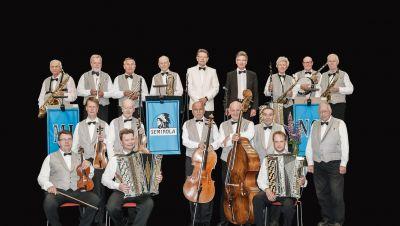 Puistokonsertit: Tampereen vpk:n puhallinorkesteri, Seminola-orkesteri
