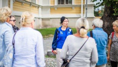 MAKSUTTOMIA MINILUENTOJA KANSAINVÄLISENÄ MATKAILUOPPAAN PÄIVÄNÄ 21.2.2019