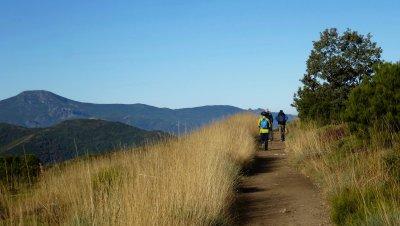 Camino - vaeltajien tapaaminen