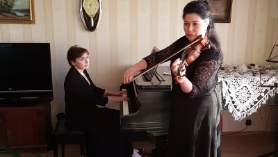 Tatiana Yalysheva & Tiina Kärblane