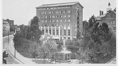Tampereen seudun sukututkimusseuran esitelmäilta:  Grand Hotel Tammer, Jorma Lappalainen