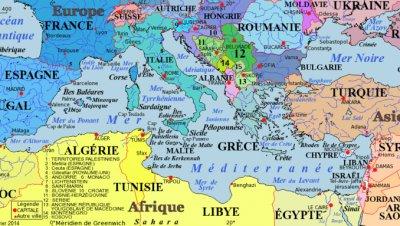 Välimerellinen Ranska