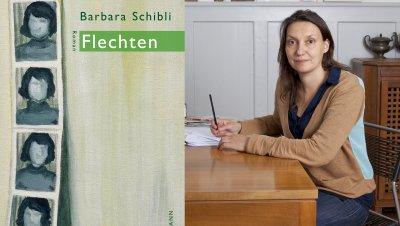 Kirjailijailta: Barbara Schibli Sveitsistä • Tampereen Saksalainen Kulttuurikeskus ja Sveitsin Ystävien Kilta ry